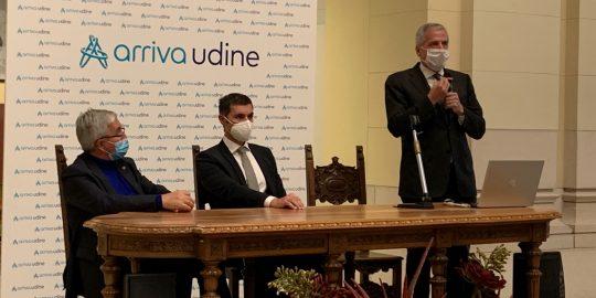 Presentazione Arriva Udine